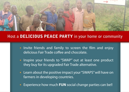 delicious peace, documentary, smithsonian, new york times, uganda, fair trade, interfaith, fair trade coffee, jewish nonprofit, documentary production
